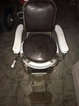 Theo A Koches Barber Chair in Fort Lewis, Washington