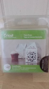New!  Cricut Fancy Boxes Cartridge in Bolingbrook, Illinois