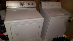 Washer & Dryer (Private Party Sale) in Leesville, Louisiana