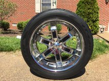 22 in Rims in Todd County, Kentucky