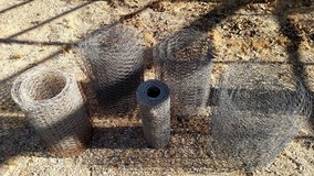 Galvanized Poultry Netting (1-inch x 2 ft high) in 29 Palms, California