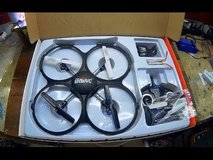 UDI/RC U818A Quadcopter Drone with Video Camera - Used in Lockport, Illinois