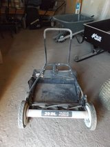 "20"" Task force push mower in Alamogordo, New Mexico"
