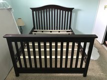 Beautiful full size bed frame in Temecula, California