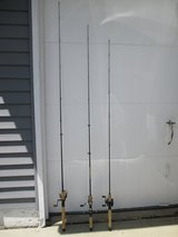 Fishing Rod + Reel Combos - Choice of 3 in Lockport, Illinois