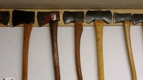 Restored Antique and Vintage Axes in Camp Lejeune, North Carolina