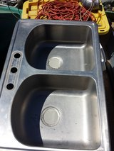 "SS- SINK  33x22  8"" deep in Yucca Valley, California"