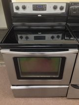 Whirlpool Stainless Steel Glasstop Stove in Camp Pendleton, California