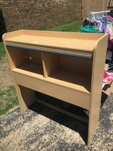 Twin bookcase headboard in Lawton, Oklahoma