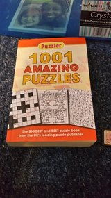Puzzle book in Lakenheath, UK