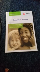 Babysitting training book in Lakenheath, UK