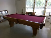 8ft Pool Table in Byron, Georgia