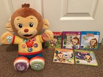 VTech Monkey and books in Vista, California