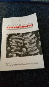 On becoming a psychotherapy in Lakenheath, UK