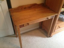Small Solid Wood Desk w/ Drawer in Cherry Point, North Carolina