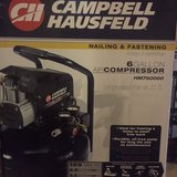 Air Compressor Campbell Hausfeld 6 Gal. NEW IN BOX in Fort Campbell, Kentucky