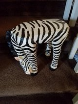 Zebra Planter in Fort Campbell, Kentucky