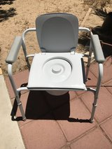 Commode for bedside in Yucca Valley, California