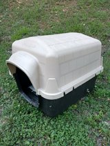 Petmate dog house in Fort Campbell, Kentucky