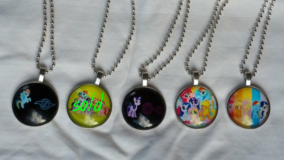 My Little Pony Necklaces in Fort Benning, Georgia