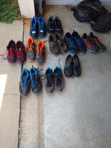 10 pairs of mens shoes in Fort Rucker, Alabama