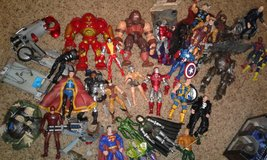 Marvel Legends And DC Action figures lot in bookoo, US