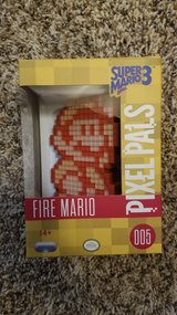 Fire Mario Pixel Pal in Perry, Georgia