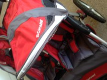 Schwin double jogging stroller in Colorado Springs, Colorado