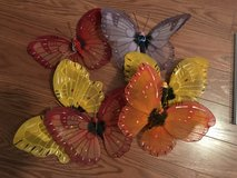 Butterfies decoration in Houston, Texas
