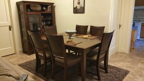 Broyhill Dining Room and China Cabinet Set in Honolulu, Hawaii