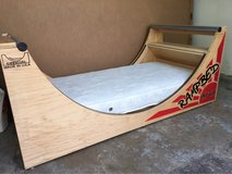 half pipe skate park toddler bed in Great Lakes, Illinois