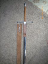 William Wallace (replica) Sword (Braveheart) in Fort Knox, Kentucky