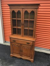Vintage Solid Maple Cabinet in Cherry Point, North Carolina