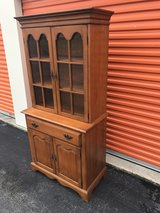 Solid Maple Cabinet in Cherry Point, North Carolina