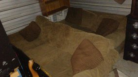 """Woodmark"" Couch &Love Seat Set in Fort Campbell, Kentucky"