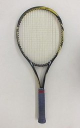 head radical twin tube oversize Agassi tennis racquet, grip: 4 5/8; no strings in Okinawa, Japan