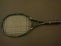 prince original graphite oversize tennis racquet, no strings; grip: 4 5/8 in Okinawa, Japan