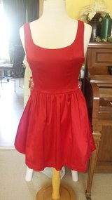 Sale! Lovely Forever 21 Red Dress Medium in Bolingbrook, Illinois