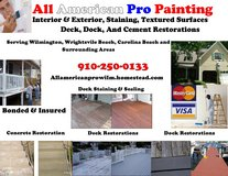 All American Pro Painting in Wilmington, North Carolina