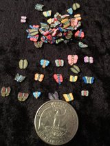Butterfly Mini Charms in Fort Campbell, Kentucky