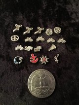 Random mini charms in Fort Campbell, Kentucky