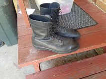 Mens Combat boots 13.5 in Fort Polk, Louisiana