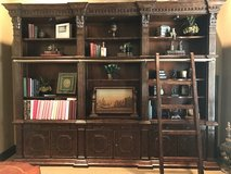 Gorgeous Library Unit with Ladder in Houston, Texas