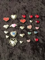 Heart mini charms in Clarksville, Tennessee