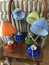 4 matching lamps w/caddies in Perry, Georgia