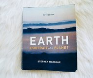 Earth Portrait Of a Planet Geology CCCC Textbook in Camp Lejeune, North Carolina
