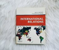 International Relations POL Textbook CCCC in Camp Lejeune, North Carolina