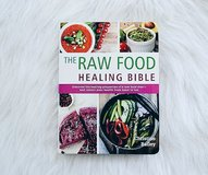 The Raw Food Bible Vegan Cleanse Book in Camp Lejeune, North Carolina