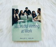 Successful Writing At Work Book in Camp Lejeune, North Carolina
