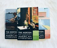 Norton Anthology English Literature Textbooks C D E in Camp Lejeune, North Carolina